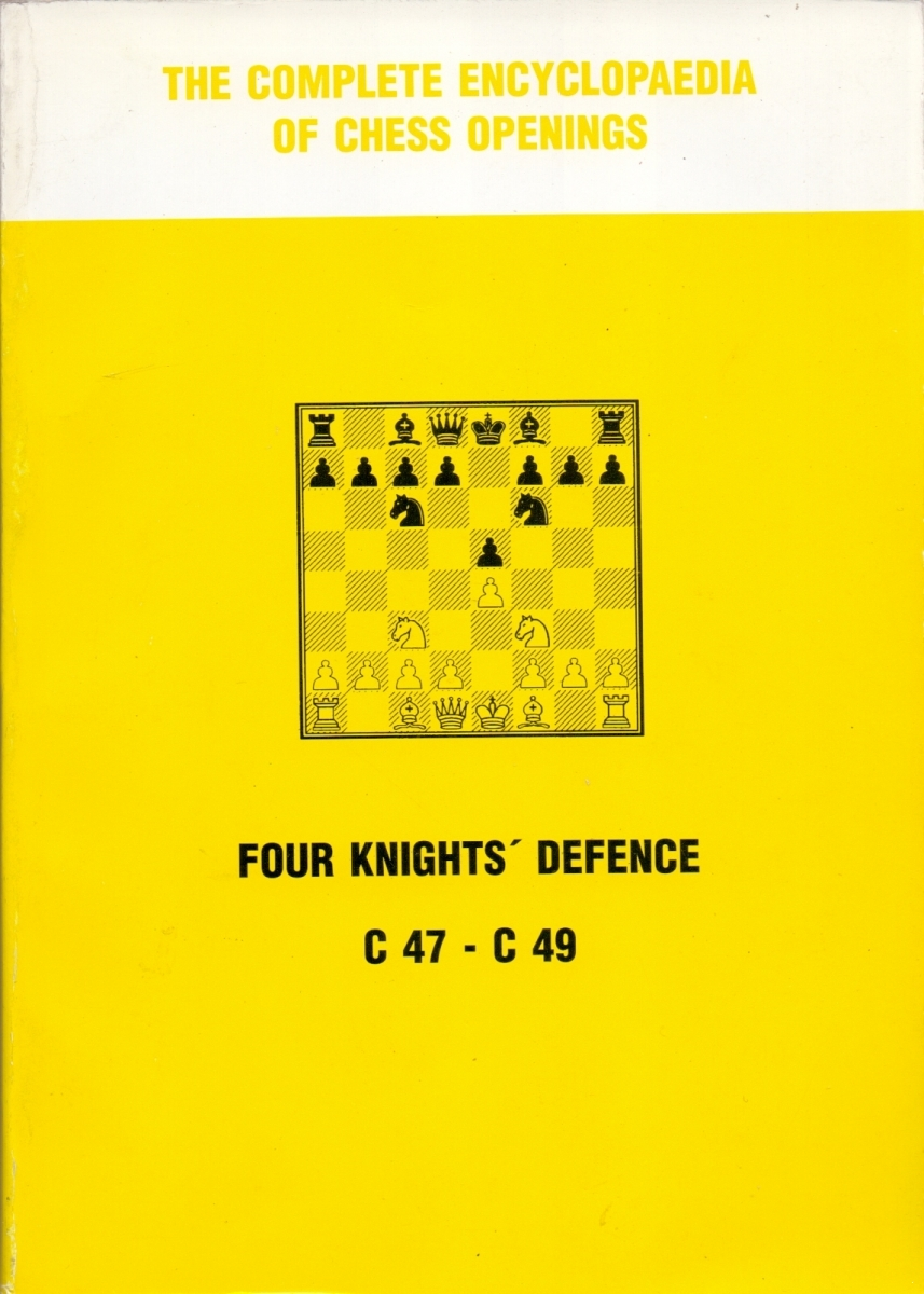 Four Knights Defence. C 47-C 49