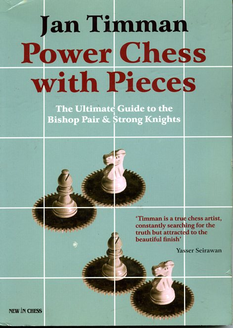 Power chess with pieces