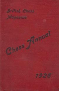 The BCM Chess Annual 1926