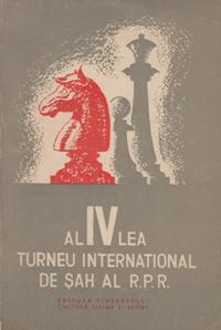 Al Iv - Lea Turneu International De Sah Al R. P. R.