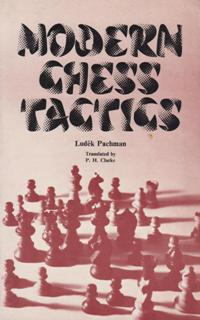 Modern Chess Tactics Pieces and Pawns in Action